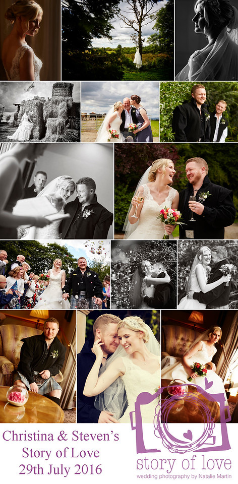 Outstanding photos captured from the best day of our lives! Cannot thank Natalie enough for capturing all our special moments. Brilliant work from a gifted lady-would recommend to everyone!