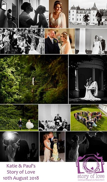 Natalie we cannot thank you enough ❤! You have captured our day perfectly. I can't stop looking at our photos, they are everything we wanted and more. You are simply amazing, we will be forever greatful that you were a part of our special day 😍 xx