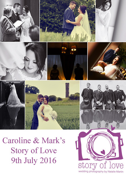 Just home from previewing our photos and we're both blown away with how amazing they are! I knew as soon as I met Natalie at a wedding fayre that she was different from other photographers I'd seen that day and her photos really stood out to me. We both felt so comfortable around her and she's captured our day perfectly. I'll cherish the photos forever! Thank you so much Natalie xx