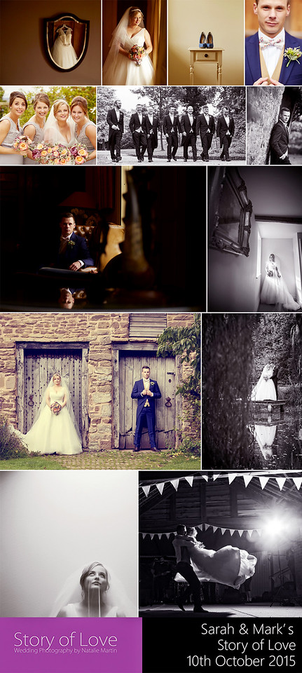 Amazing Pics Nat, as expected you have captured some great shots, just back from the Honeymoon, we can't wait to sit down and go through them all together, looking forward to seeing the finished album already X X x