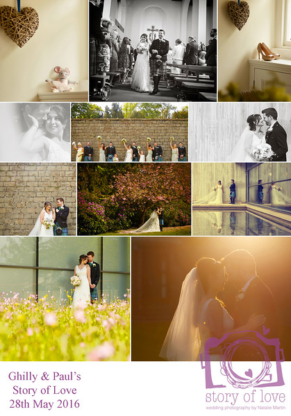 I could not recommend Natalie enough. The main thing I was looking for in a wedding photographer was finding someone who I'd be comfortable being around all day on one of the biggest days of my life. Natalie was so friendly, patient and professional throughout the whole planning process and was faultless on the day. She captured all the staged shots that we wanted along with so many others that we didn't even know she was taking! All of our guests were so impressed and most of them didn't even notice she was there. Thank you thank you thank you! X