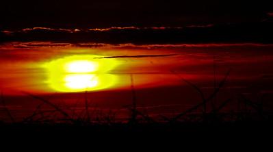 Valensin Rd. Sunset