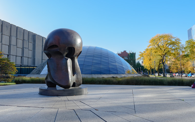 Nuclear Energy by Henry Moore