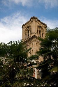 The mix of Moorish and Christian influences makes Granada unique.