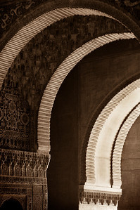 Every inch of Alhambra is filled with striking detail.