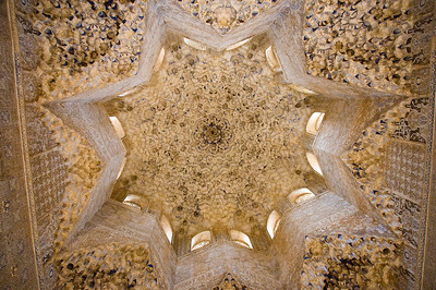 Wow. One of the most beautiful ceilings I've ever seen.