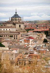 A visit to Toledo, the scenic hilltop city near Madrid.