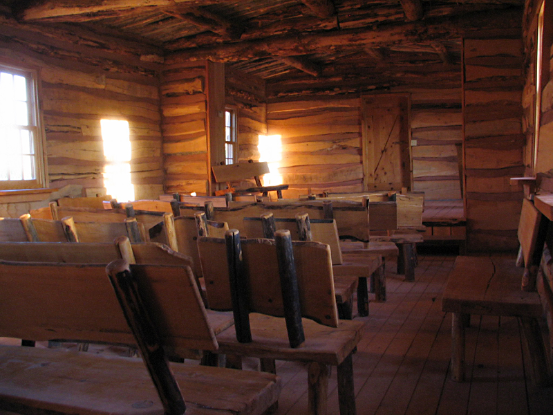 Meeting House, Bluff, Utah