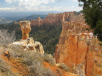 Bryce Canyon National Park, Thor's Hammer