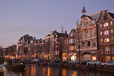 Princegracht, Amsterdam, The Netherlands