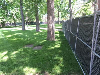 Hub fences