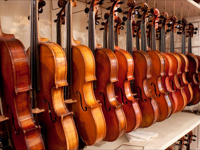 David Michie Violins
