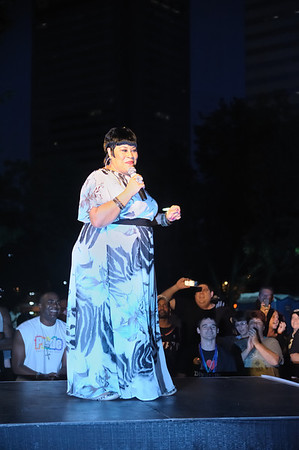 Martha Wash closing out the 2011 Richmond gay Pride.... What a voice.