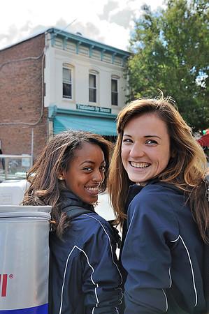 Red Bull Girls.