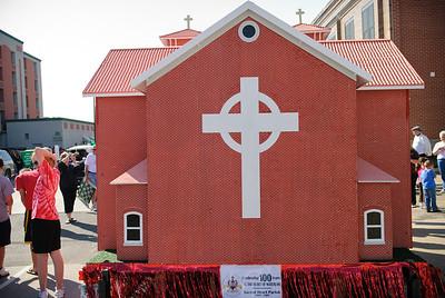 My Waterloo Days Parade Sacred Heart