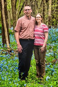 2017 Greenbelt Bluebells
