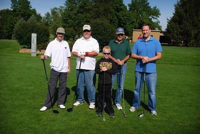 2012 Sacred Heart Golf