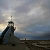 Watch Tower at Nallikari beach