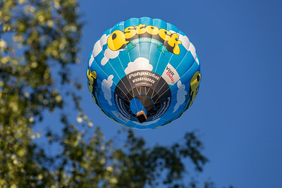 Hot Air Balloon, Oulu