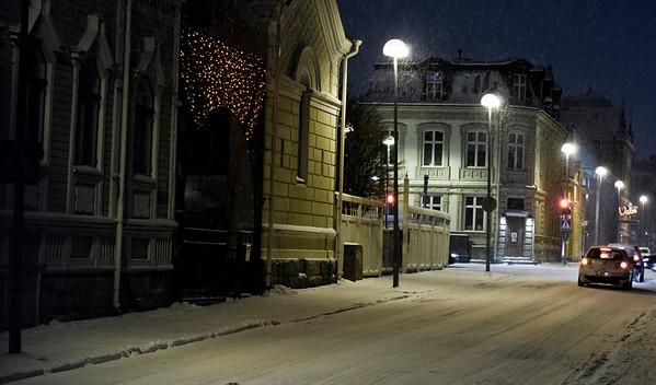 Winter in the City II