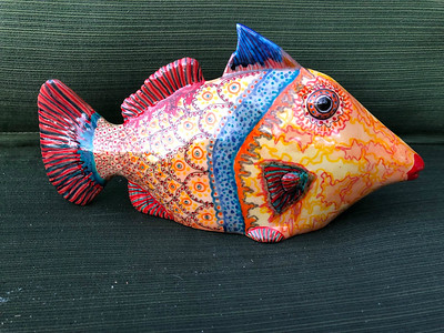 Porcelain Fish 2