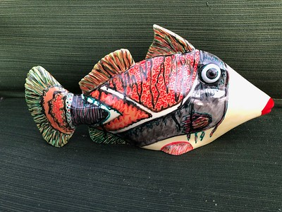 Porcelain Fish 1