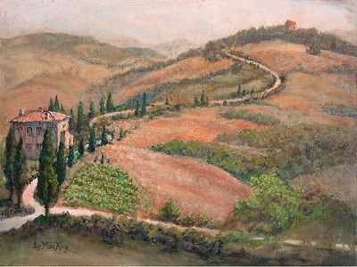 Landscape 06 - Italy
