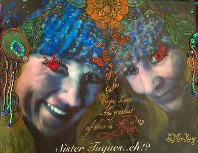 Portrait 03 - Sister Tuques.. eh!?