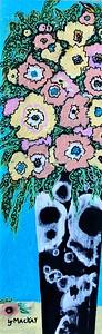 Raku Bouquet