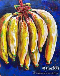 Banana Chandelier