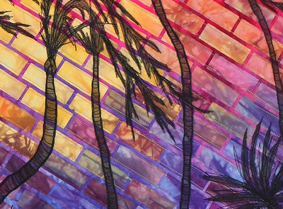 Ghost Palms - City of Refuge - Detail