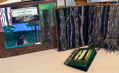 Artistic Journal of Trees and Bark