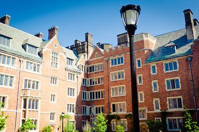 Calhoun College (Niki's dorms)