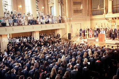 @ Baccalaureate in Woosley Hall