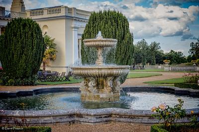 Stoke Park Fountain