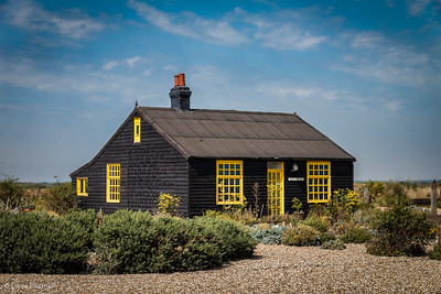 Prospect Cottage - Dungeness