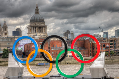 The rings at St Pauls
