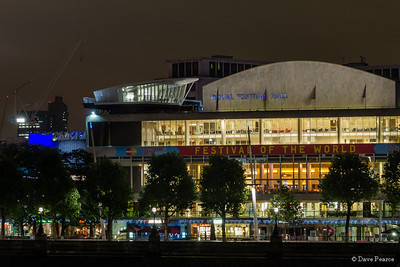 Royal Festival Hall.