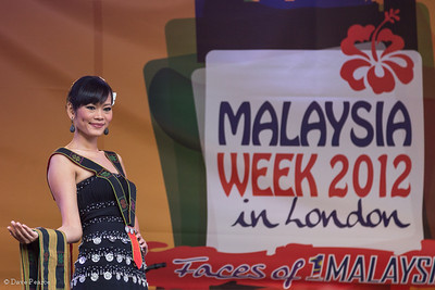 Malaysia week in london.