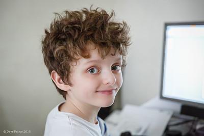 Smiley Sam.