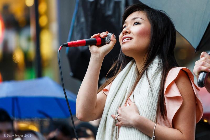 Chinese Singer.