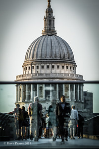St Pauls from the Southside