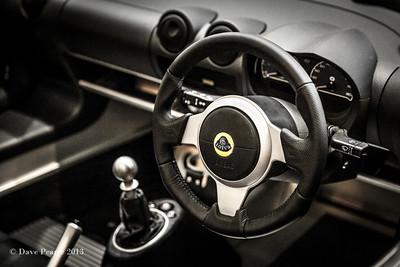 Lotus wheel.