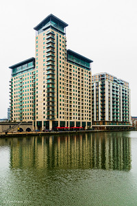 Portland Serviced Apartments, Canary Wharf