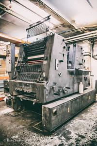 Old printer.