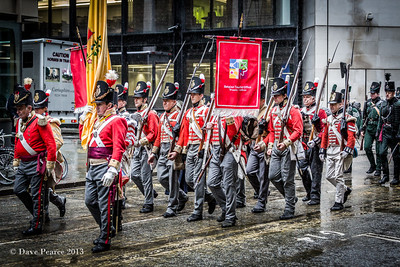 The Lord Mayors Parade, London 2013