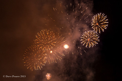 Lord Mayors Fireworks.