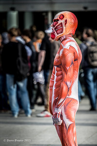 MCM Comic Con, London