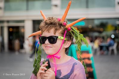 Carrot head