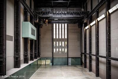 The Turbine Hall, Tate Modern.